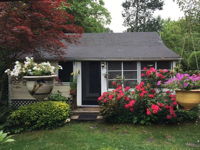 Photo for Cozy 1 BR Cottage 2 Blocks Sonoma Plaza !!