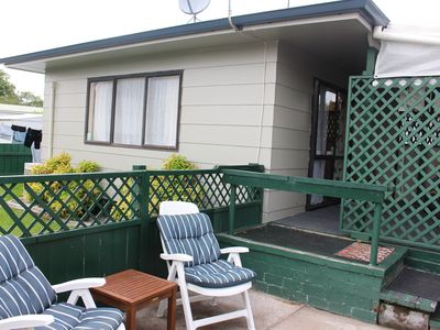Photo for 2BR House Vacation Rental in Victoria, Bay Of Plenty