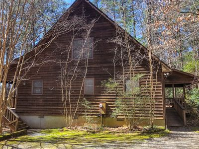 Photo for 4BR Cabin Vacation Rental in Sautee Nacoochee, Georgia
