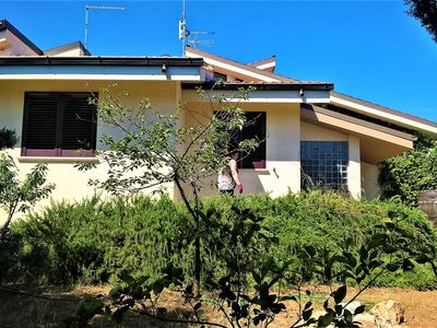Photo for Equipped house with pool, jacuzzi and games for children at 3km from the sea