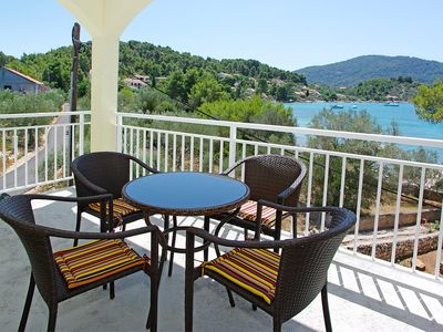 Photo for Enjoy Your Dalmatian Holiday Just Steps From The Beach In Your Own Private Villa