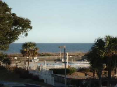 Photo for Relax in the comfort of your own condo and view Hilton Head's Beautiful Beaches!