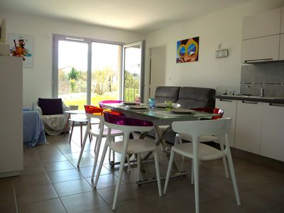 Photo for La Baule and around 3 pieces apartment with private garden
