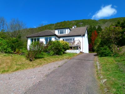 Photo for Detached House With Mountain And Loch Views