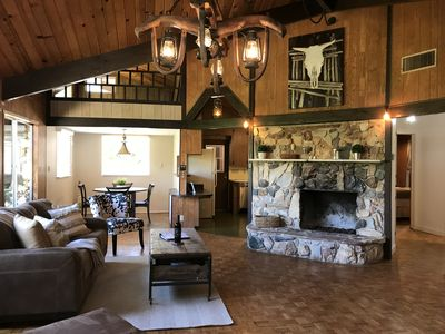 Photo for Vintage Adelaida Lodge On 16 Acres