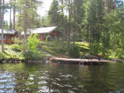 Photo for Vacation home Nuottakota in Sotkamo - 6 persons, 2 bedrooms