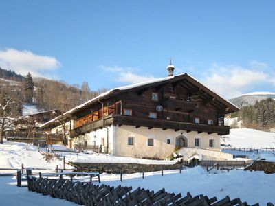 Photo for Apartment Bauernhof Gasteg (PID230) in Kaprun - 4 persons, 2 bedrooms