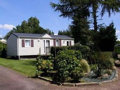 Photo for Camping L'Etang des Haizes **** - Mobile Home 4 Rooms 5 Persons