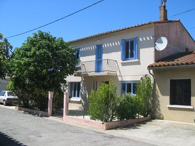 Photo for Villa with own pool, sleeps six, south west France.