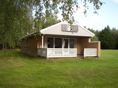 Photo for 82 m2 nice well kept holiday house in a peaceful surrounding. Sillerslevøre/Mors