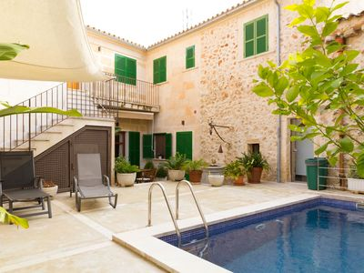 Photo for Luxury town house with pool - Casa Pina