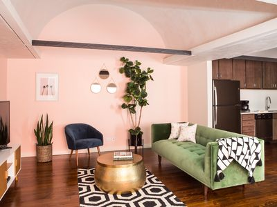 Photo for Sonder | The Pythian | 1BR Penthouse + Laundry