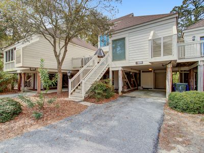 Photo for Bold villa w/ private grill, outdoor shower - by beach and Camp St. Christopher!