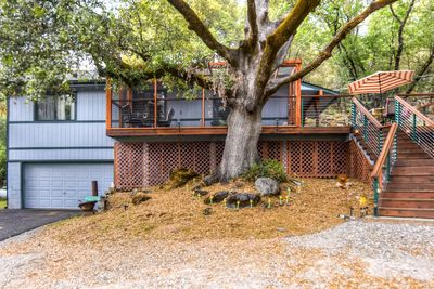 Explore Placerville, California from this 2-bedroom, 2-bathroom vacation rental cottage!