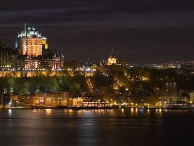 The Most Beautiful View Of Quebec from your private terrace!