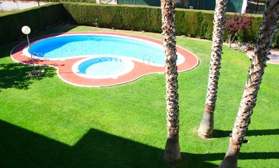 Photo for Nice apartment with pool
