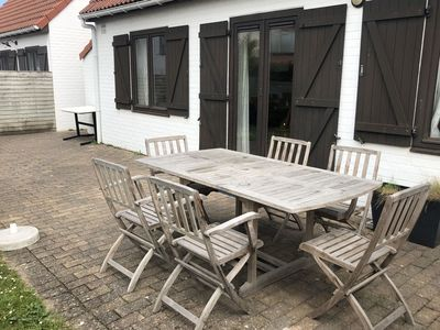 Photo for Cozy Holiday Home in De Haan with Private Terrace