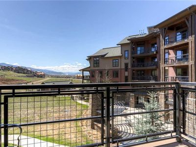 Photo for Beautiful Summer Mtn Studio w/Private Balcony, Kitchenette, Pool & More!