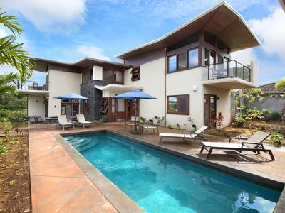Photo for Hanalei Bay Vista: Spectacular Elite Princeville Home with views & Private Pool!