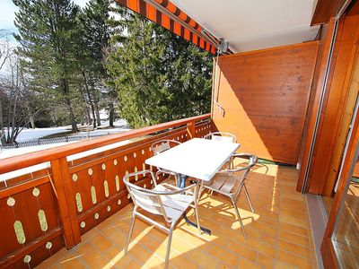 Photo for Apartment in Ollon with Lift, Internet, Washing machine, Balcony (36903)