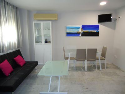 Photo for 1.2 km from the center of Granada with Internet, Air conditioning, Lift (522062)