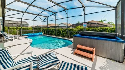 Photo for The Ultimate Guide to Renting Your Luxury 4 Bedroom Villa on Windsor Palms Resort, Orlando Villa 1724