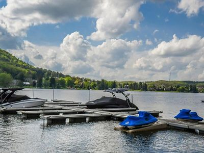 Photo for Spectacular Waterfront Home on Deep Creek Lake