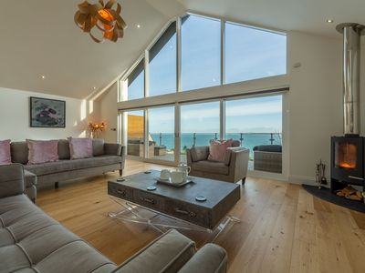 Photo for A contemporary and stylish four-bedroom semi-detached property.