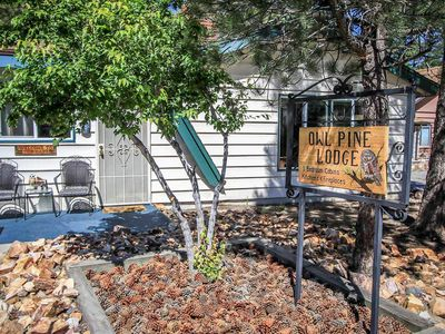 Photo for 1BR Cottage Vacation Rental in Big Bear Lake, California