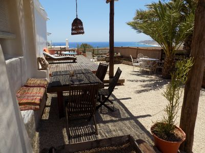 Photo for Sea and Mountain views. With charm. Cabo de Gata