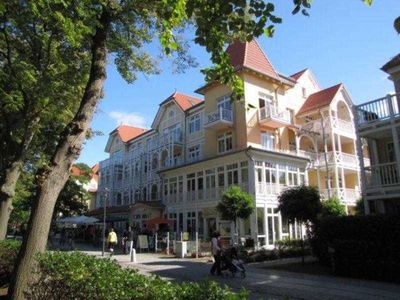 Photo for (26) 2-room apartment Ostseeallee - apartment house dune castle