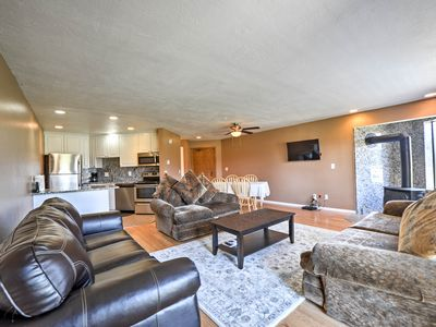 Photo for NEW! Pagosa Springs Condo - 4 Miles to Downtown!