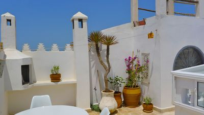 Photo for Beautiful Riad in the heart of the ancient Medina of Essaouira