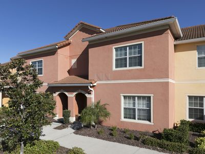 Photo for 4BR Townhome at Paradise Palms Resort - 10 min to Disney ⭐