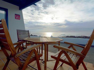 Photo for Estrella de Mar with Sea views!