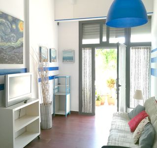 Photo for Homerez last minute deal - Nice studio with sea view and Wifi