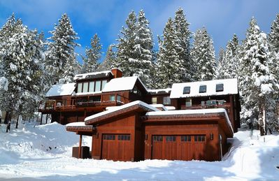 Photo for Spacious Squaw Valley 4BR/3BA Home w/ Hot Tub and Sauna - Great Value!