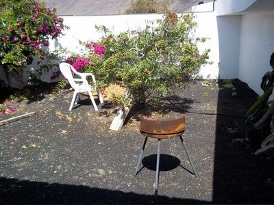 Photo for One bedroom Villa, sleeps 2 in Famara with WiFi