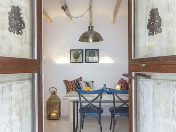 Stunning Townhouse with private terrace in the heart of beautiful Fornalutx