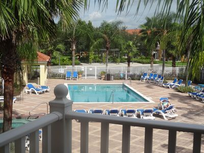 Photo for PERFECT LOCATION NEXT TO POOL AND SPA