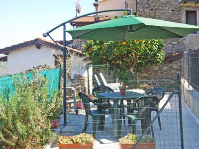 Photo for Vacation home Casa Davide (DOL311) in Dolcedo - 4 persons, 1 bedrooms