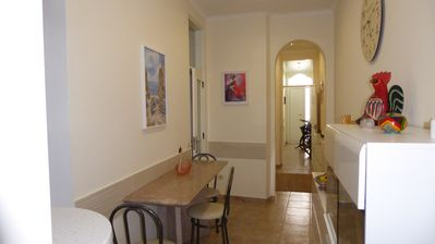Photo for Very nice typical house, quiet street, patio, 3 terraces, 3 minutes from the sea