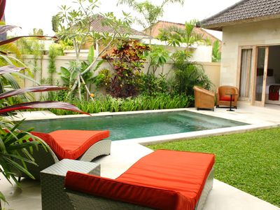 Photo for Modern Bali Private Villa near Beach Seminyak
