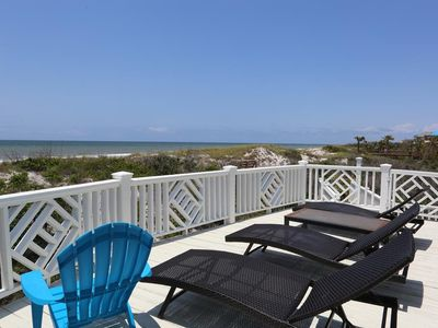Photo for Gulf Front, Mother-In-Law Suit, Vaulted Ceilings, Great Views ~ Summersands