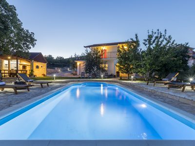 Photo for Traditional-luxury  house with pool -PODRUG