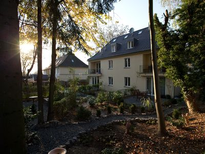 Photo for **** Premium apartment stylish-quiet- forest garden - short and long-stay
