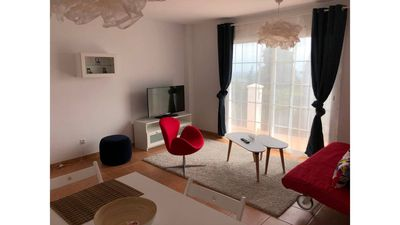 Photo for Spacious apartment for 5 people.
