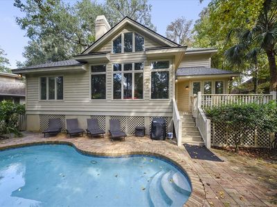 Photo for Amazing Palmetto Dunes Home, Close To Beach, Private Pool, Pet Friendly!