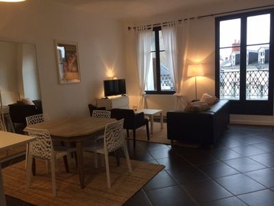 Photo for Duplex with terrace downtown Blois (2 bedrooms / 4 persons)