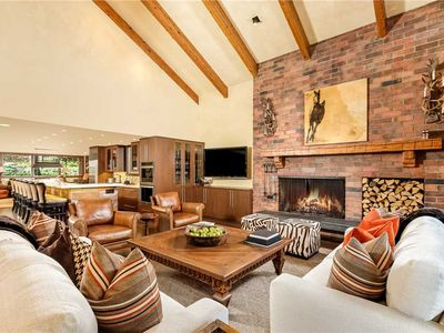 Photo for Alpine Springs Luxury 6 Bedroom in Snowmass Village / Woodrun